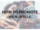 how-to-promote