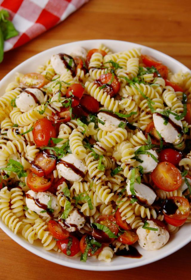 Easy Summer Pasta Salad Recipes For You To Try